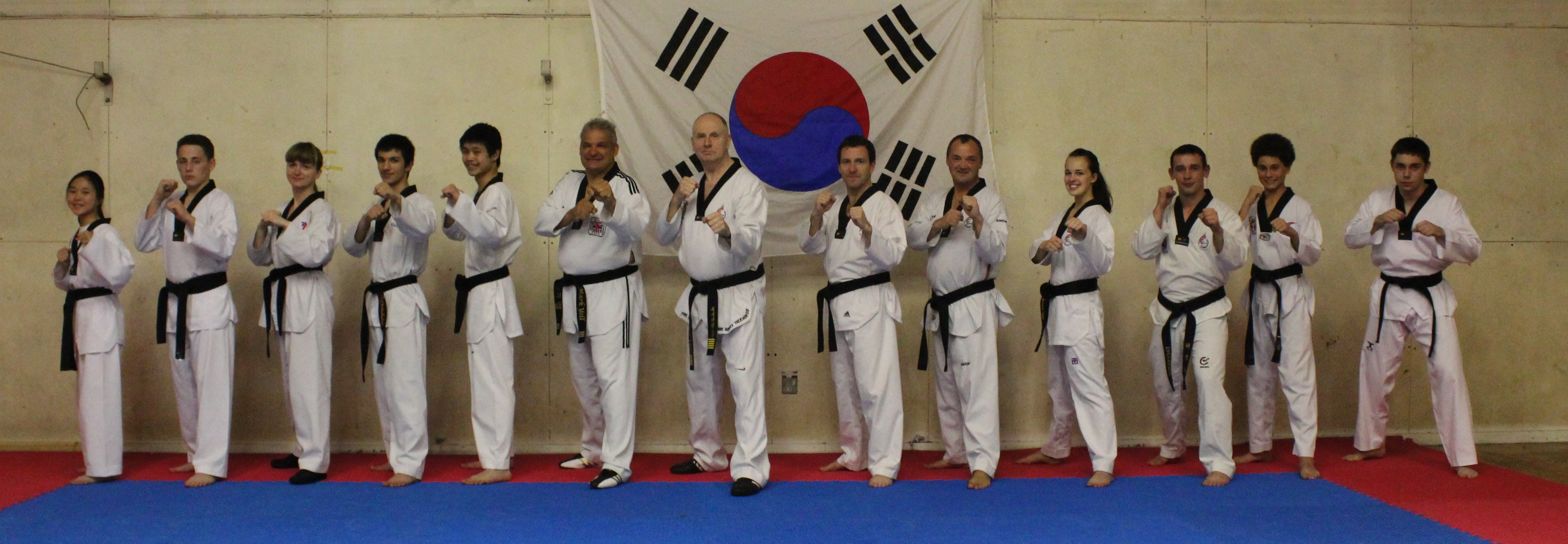 Black Belts 2